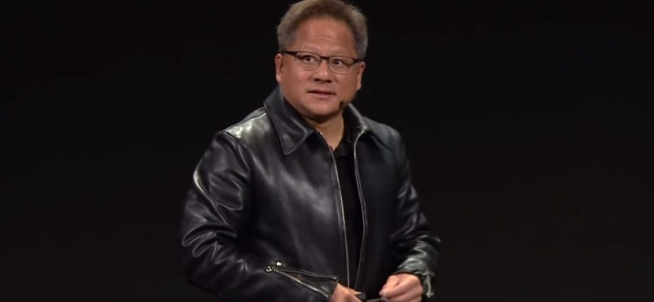 Nvidia's Jensen Huang