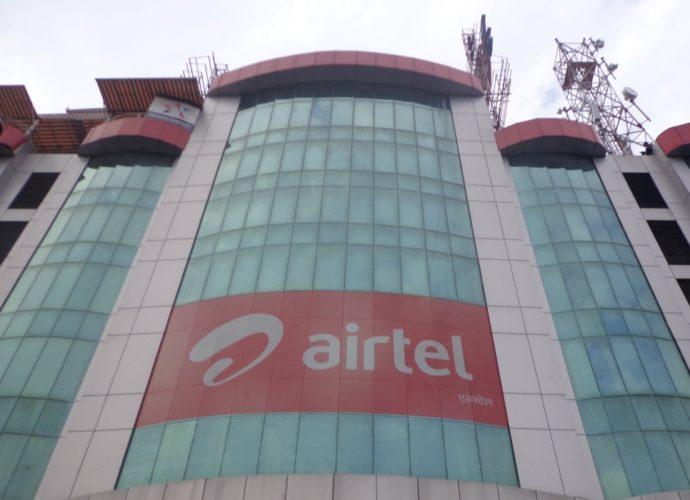 Airtel headquarters Vega Centre Ghorpadipeth