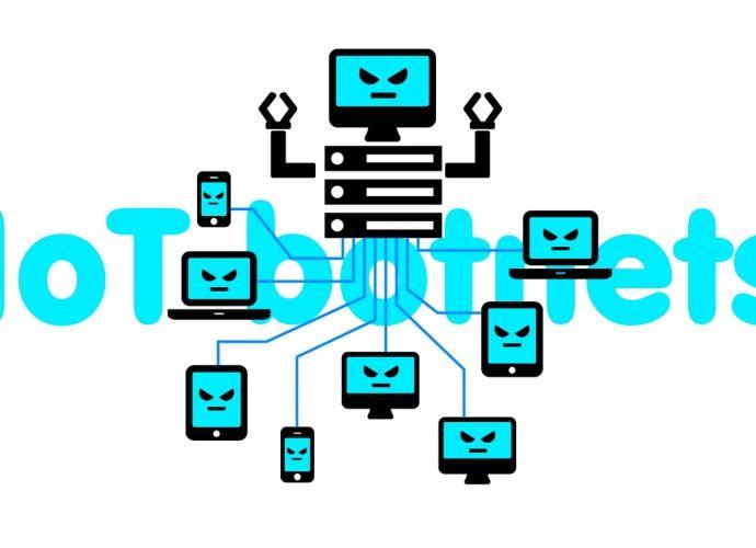 IoT botnets Nokia report