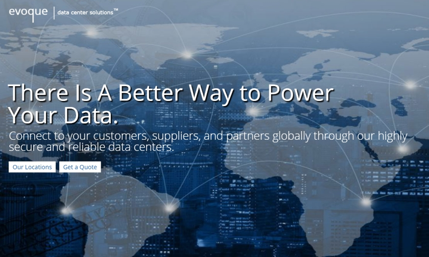 Evoque Data Center Solutions