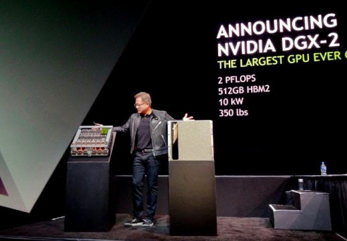 Nvidia launches DGX data center program