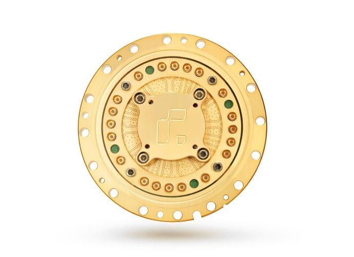 Rigetti computing medallion