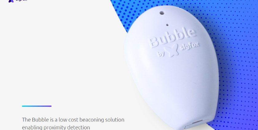 Sigfox Bubble