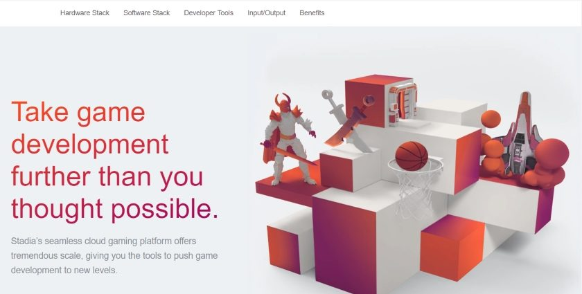 Google Stadia Release