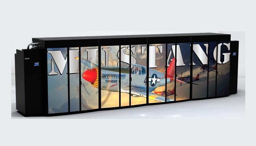 US Air Force supercomputers