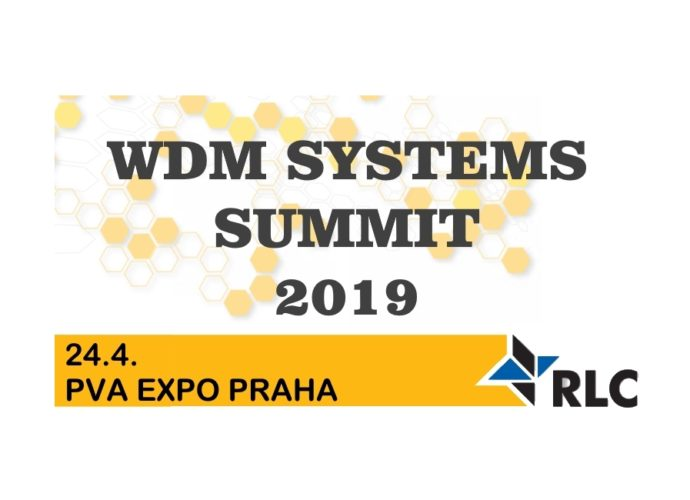 WDM SYSTEMS SUMMIT 2019 invitation