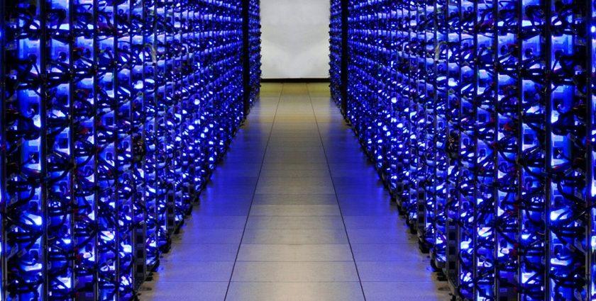 google datacenter
