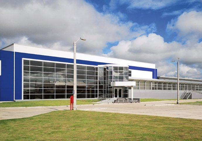 Flexenclosure's Tigo data center