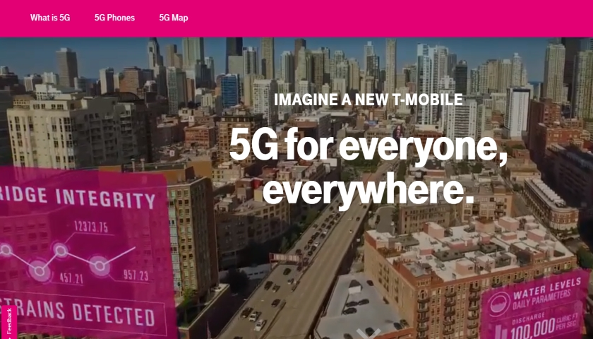 T-Mobile lights up LTE in the Gulf of Mexico