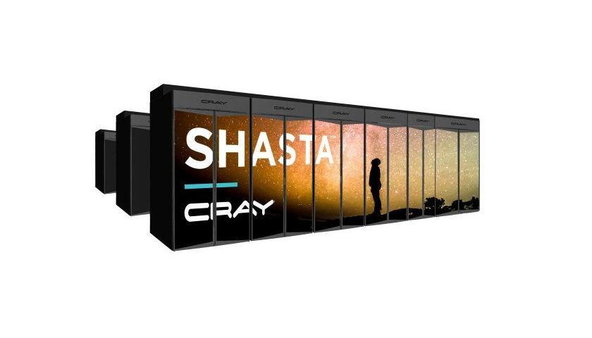 Shasta Cray