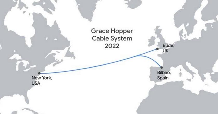 Grace Hopper cable