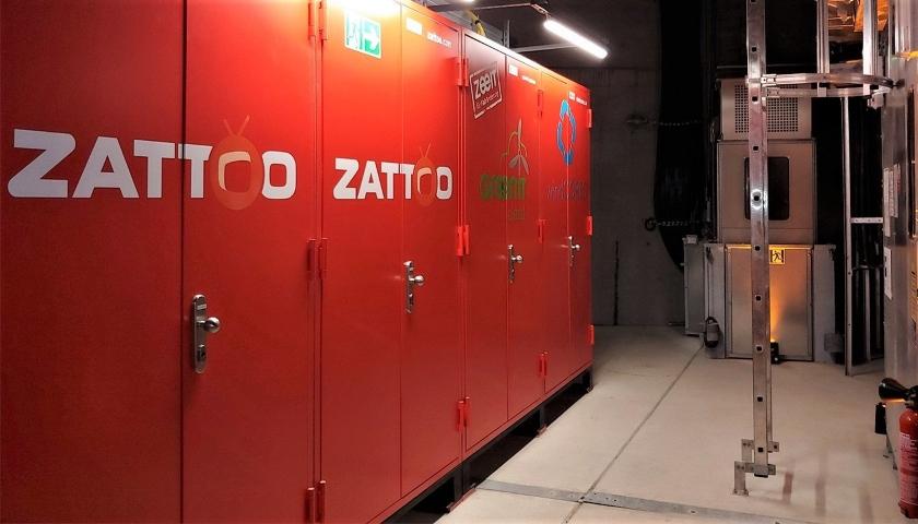 WestfalenWind datacenter