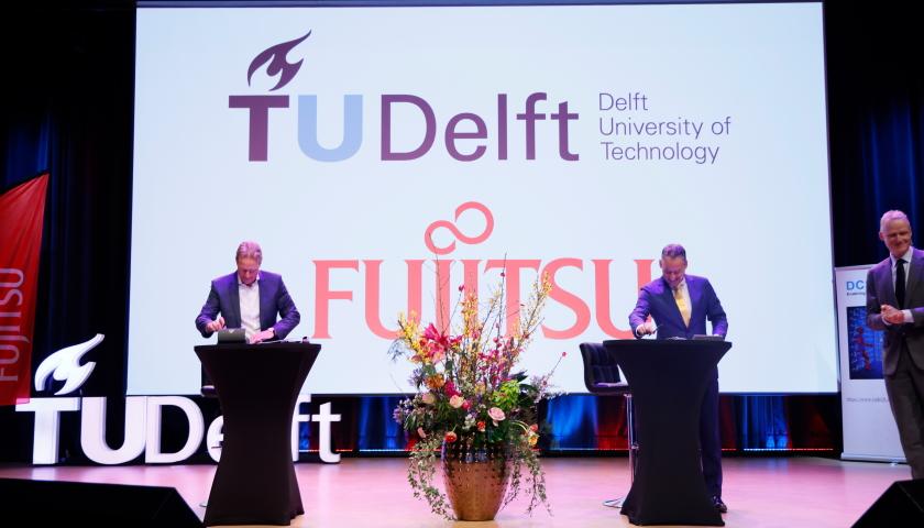 TU Delft supercomputer