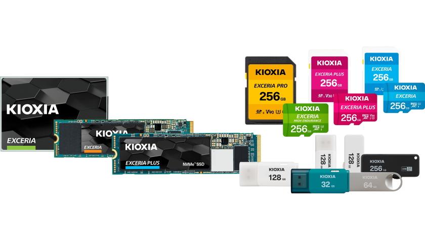 Kioxia portfolio