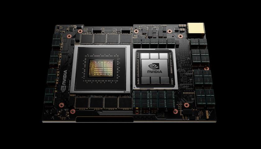 Nvidia Arm CPU Grace