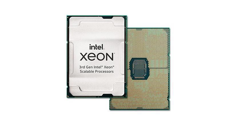 Xeon server processors Ice Lake