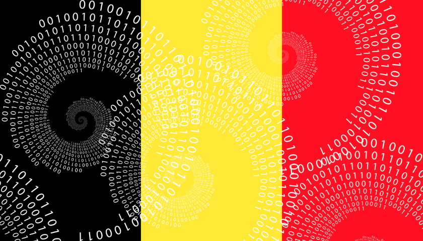 belgie cyber security attack