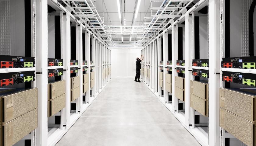 Nvidia Cambridge supercomputer