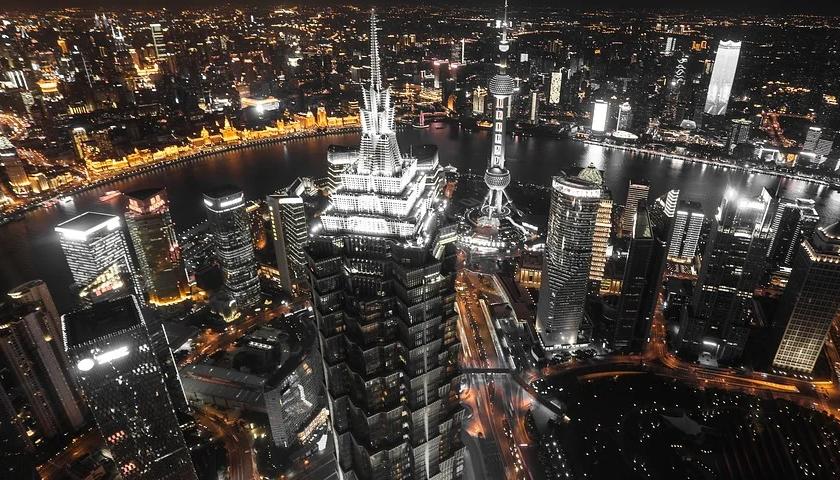 Shanghai China telco 5G