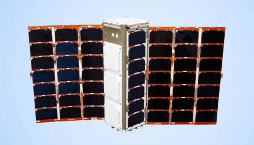 Spire Global's LEMUR satellite